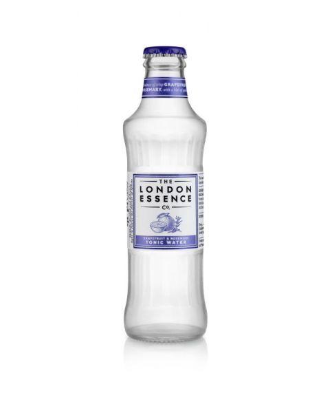 Gazuotas gaivusis gėrimas THE LONDON ESSENCE Grapefruit & Rosemary Tonic, 200 ml