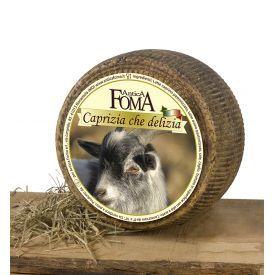 "Avių ir ožkų sūris ""Caprizia che Delizia"" ANTICA FOMA, brandintas 60 d."