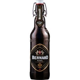 Alus BERNARD Dark Lager 5,0%, 500ml