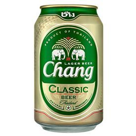 Tailandietiškas alus CHANG 5%, 330ml