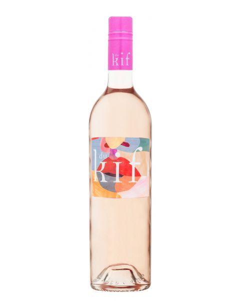 Rožinis vynas DU KIF PROVENCE IGP ROSE 12,5% 750 ml, sausas