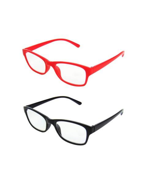 Solidūs skaitymo akiniai READY VIEW  +2.0x, 1 vnt.