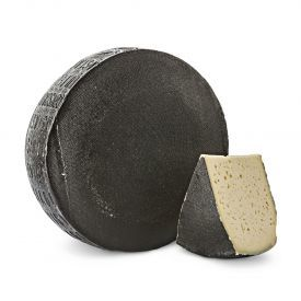 "Sūris ""ASIAGO PRESSATO BLACK"" DOP, brandintas 40 dienų, 1 kg"
