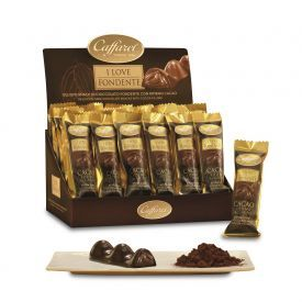 "Šokoladas CAFFAREL ""I Love Dark"", 34 g"