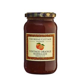 Senoviškas apelsinų marmeladas THURSDAY COTTAGE (ploni gabalėliai), 454 g