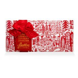 Kalėdinis šokoladinių saldainių rinkinys BUTLERS, 130 g