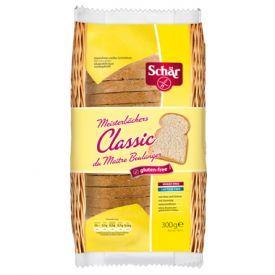 Raikyta balta duona SCHAR Maestro Classic be gliuteno, 300 g
