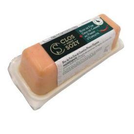 """Ančių kepenėlių paštetas """"FOIE GRAS"""" su Espelette pipirais CLOS SAINT SOZY, 110 g"""