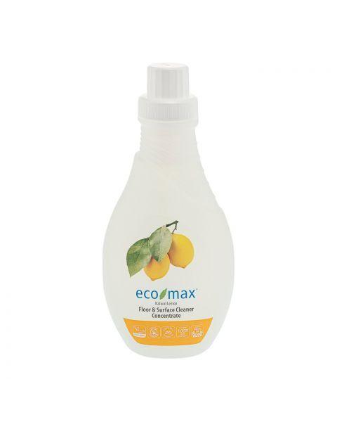Koncentruotas citrinų kvapo grindų ir kitų paviršių valiklis ECO-MAX, 1.05 L