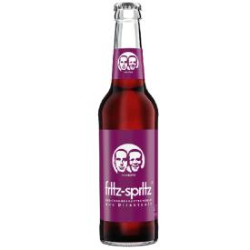 Gaivusis gazuotas gėrimas su vynuogių organinėmis sultimis Fritz-grape, 0.33l