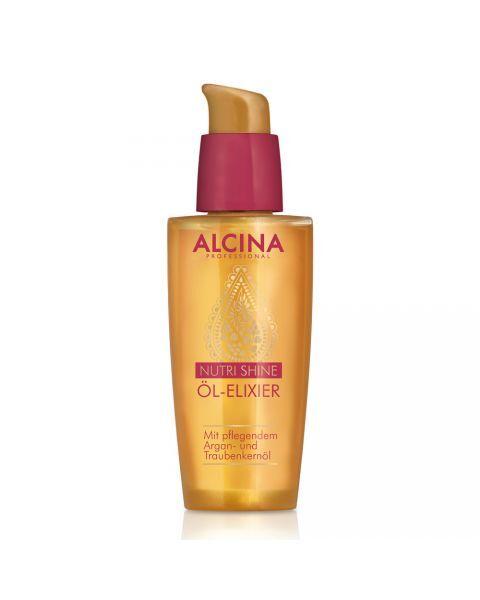 Maitinantis ir žvilgesio suteikiantis aliejinis eliksyras ALCINA, 50 ml