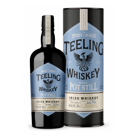 Viskis TEELING Single Pot Still Batch 46% 0,7l