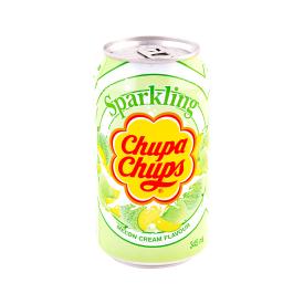 Gazuotas gėrimas CHUPA CHUPS meliono skonio, 345 ml