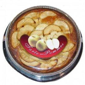 Obuolių pyragas SEREBIS, 400g