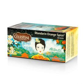 Arbata CELESTIAL SEASONINGS Mandarin Orange 54g