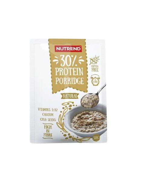 Baltyminė košė NUTREND Protein Porridge natūralus skonis, 50g