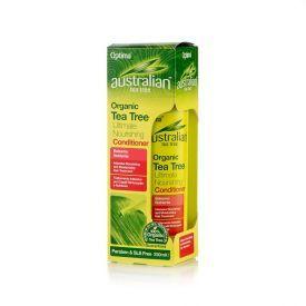 Intensyviai maitinantis plaukų kondicionierius OPTIMA Australian Tea Tree su arbatmedžio aliejumi, 250 ml