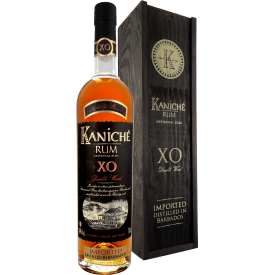 Romas KANICHE Barbados XO Double Wood Rum 40%, 700ml