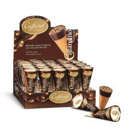 """Šokoladinis skanėstas CAFFAREL """"Dark Caffarellino"""", 25 g"""