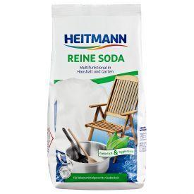 Soda miltelių pavidalo Heitmann, 500 g