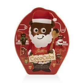 Šokoladiniai meškiukai BUTLERS metalinėje dėžutėje, 150 g