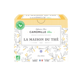 Ekologiška arbata LA MAISON DU THE Chamomile Infusion, 15 maišelių
