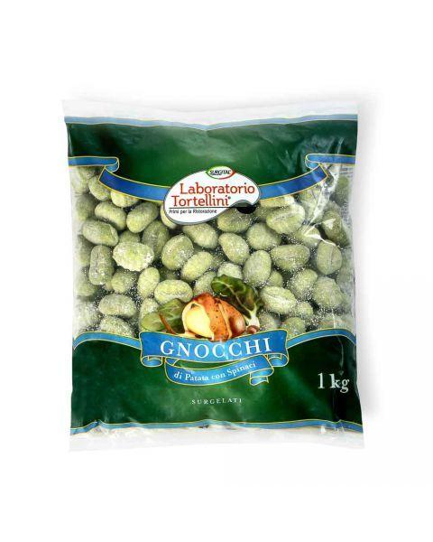 Bulvių kukuliai su špinatais LABORATORIO TORTELLINI, 1kg