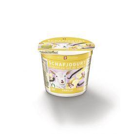 Ekologiškas avių pieno jogurtas su vanile MOLKEREI, 120g