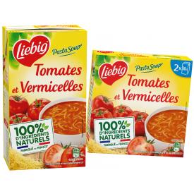 Pomidorų ir vermišelių sriuba LIEBIG, 600 ml