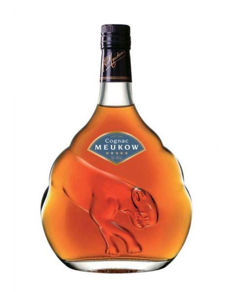 Konjakas MEUKOW Cognac 5 Stars 40%, 700ml