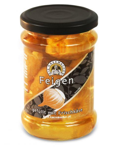 Figos įdarytos sūriu DIE KASEMACHER, stikle, 250 g