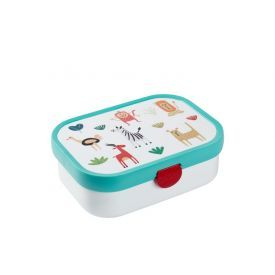 """Vaikiška maisto dėžutė su skyreliais MEPAL Campus """"Animal Friends"""", 1 vnt."""