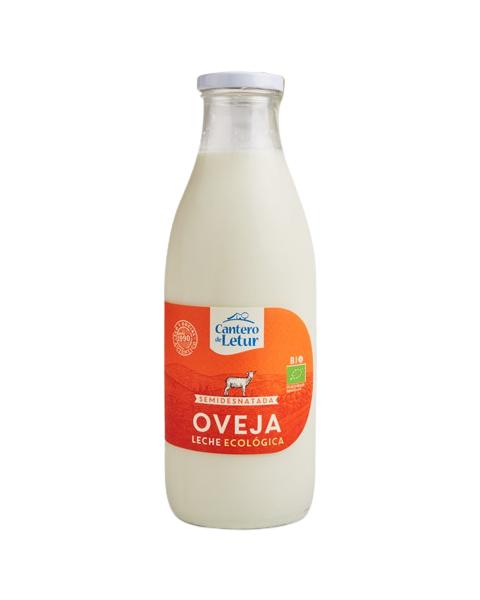 Ekologiškas avių pienas CANTERO DE LETUR, 1,6 % rieb.,1L