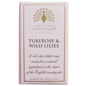 Muilas ENGLISH SOAP Tuberose & Wild Lilies, 200 g