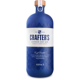 Džinas CRAFTER'S London Dry 43% 0,7l