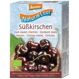Šaldytos vyšnios NATURAL COOL, biodinaminės, 250g