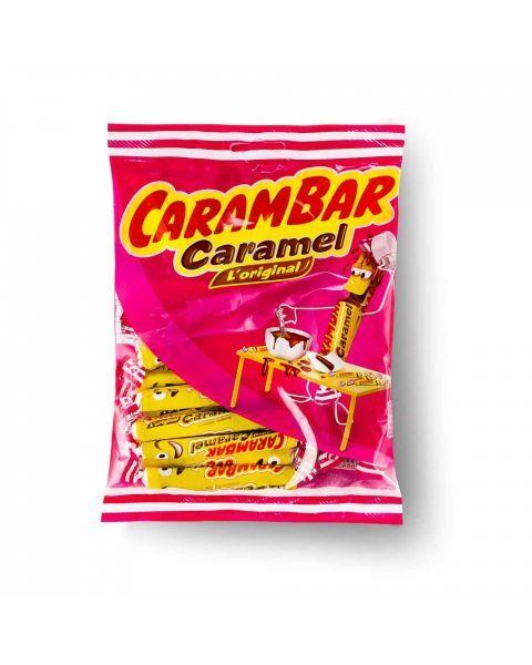 Kramtomi saldainiai CARAMBAR Caramel, 130 g