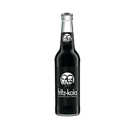 Gazuotas gėrimas FRITZ-KOLA, 330ml