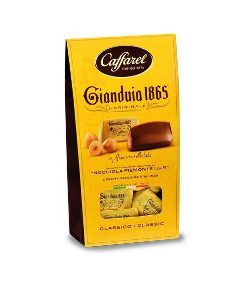 """Šokoladiniai saldainiai CAFFAREL """"Gianduia"""", 150 g"""