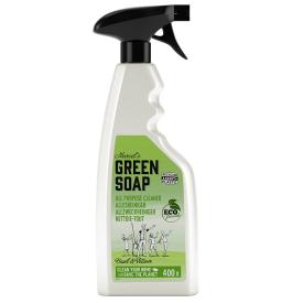 Universalus valiklis MARCELS GREEN SOAP su bazilikais ir vetiverijomis,  500 ml