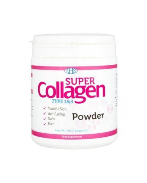 Super kolageno milteliai AHS, 198 g