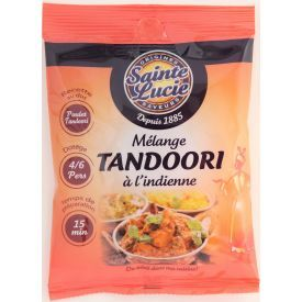 """Prieskonių mišinys vištienai """"Tandoori"""" SAINTE LUCIE, 30 g"""