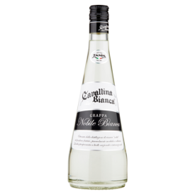 Grappa Cavallina Bianco Nobile 40%, 700ml