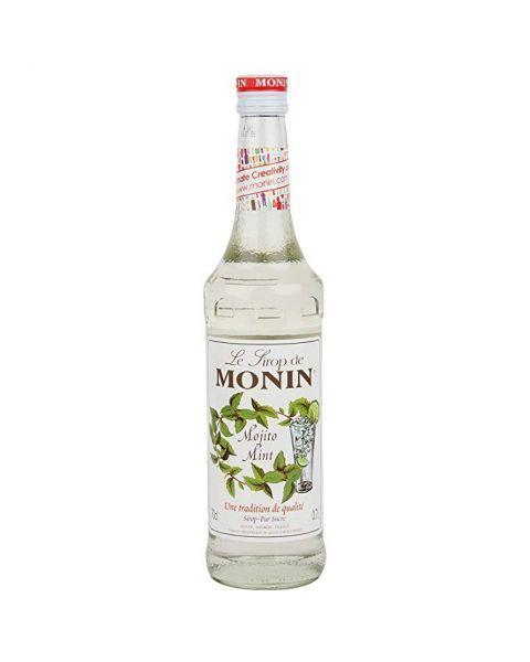 Mėtų skonio sirupas MONIN Mojito, 50 ml