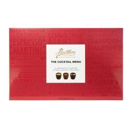 Šokoladinių saldainių rinkinys BUTLERS Coctail Menu, 260 g