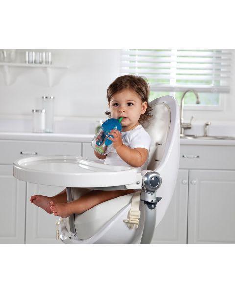 Neišsiliejanti gertuvė MUNCHKIN Click Lock su rankenėlėmis vaikams nuo 6 mėn., 207 ml 4