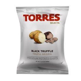 Bulvių traškučiai TORRES su triufeliais, 125g