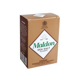 Rūkyta jūros druska MALDON, 125g