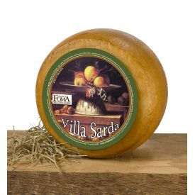 """Avių pieno sūris """"Villa sarda"""" ANTICA FOMA, brandintas 45 d."""
