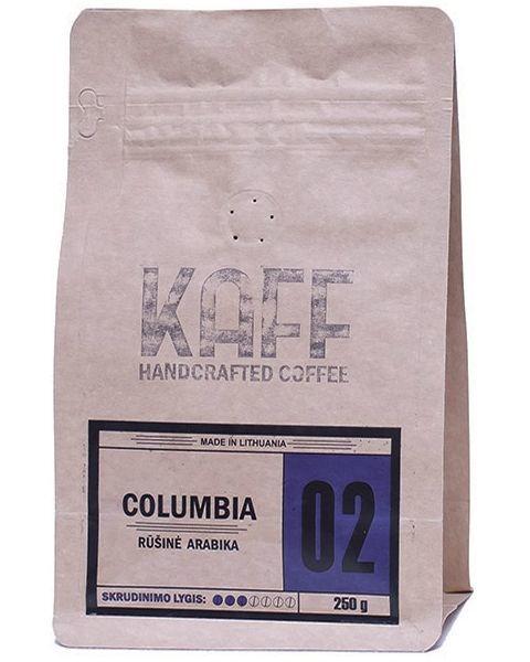 Malta kava KAFF Columbia, 250g